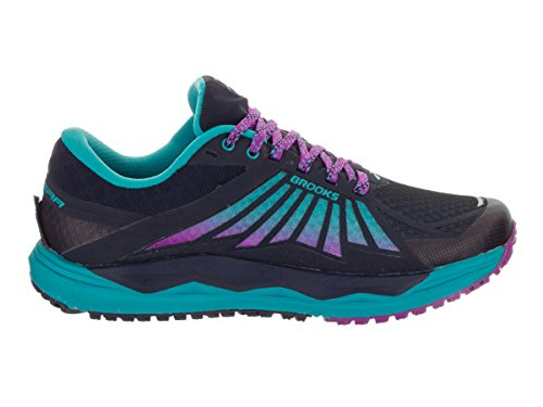 Purple Mujer Caldera Cactus Brooks Blue Evening Correr para para Flower Victory Teal Zapatos FnxSvO