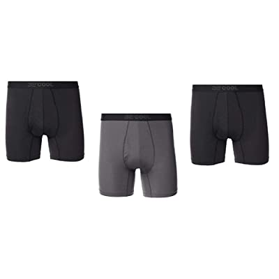 32 DEGREES Mens 3 Pack Active Mesh Boxer Brief at Men's Clothing store