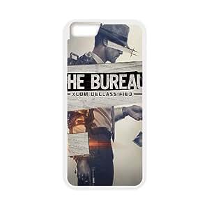 the bureau com declassified iPhone 6 Plus 5.5 Inch Cell Phone Case White ten-197742