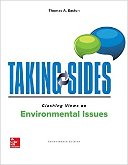'TOP' Taking Sides: Clashing Views On Environmental Issues. through These Myers MUSICOS meeting habla habia