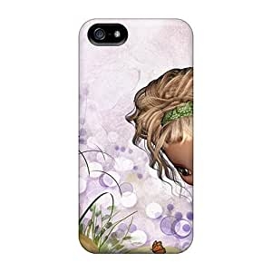 Forever Collectibles Watching The Butterfly Hard Snap-on For Ipod Touch 4 Phone Case Cover