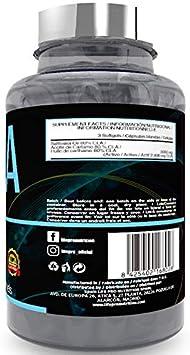 Life Pro Essentials CLA Clarinol 1000 mg para ayudar a adelgazar y al aumento de masas muscular – Ácido linoleico conjugado quemagrasas para acelerar ...