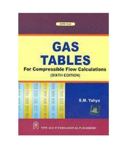 Beautiful Amazon.in: Buy Gas Tables For Compressible Flow Calculations 6/e PB Book  Online At Low Prices In India | Gas Tables For Compressible Flow  Calculations 6/e ...
