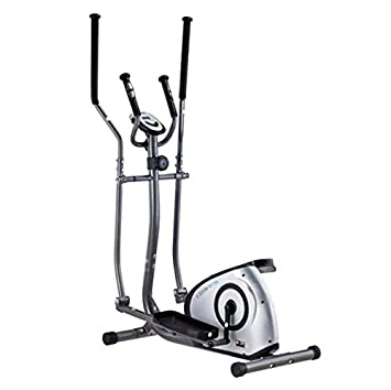Bicicleta estática ergómetro Ellipse Trainer Cross Trainer Fitness Walking Stepper 9