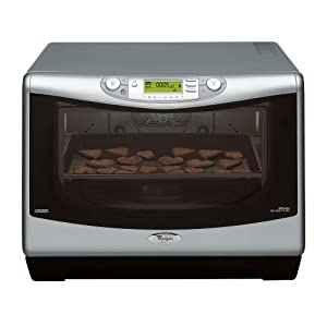 whirlpool jet chef 31 litre drop down door microwave full combi with forced air grill with. Black Bedroom Furniture Sets. Home Design Ideas