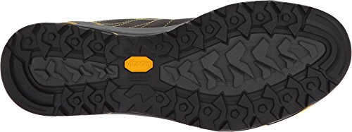 Asolo Mens Nucleon Mid GV MM Graphite/Yellow O5dHs