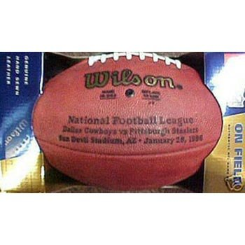Super Bowl 30 XXX Wilson officiel NFL Jeu de football  Amazon.fr ... 82c3636b0