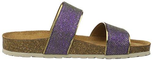Gabor Home 100040dof - Sandalias Mujer Violeta (Lila)