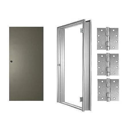 Commercial Steel Door Frame Hinges Package, 36\