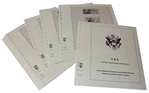 minorista de fitness Lindner T512R 93 USA sellos de de de servicio oficial, Cochenets y sellos de máquina en folio- Año 1993 a 2000  alta calidad