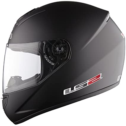 LS2/ ff351.1/ simple Mono Casque de moto