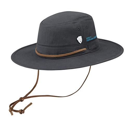 (Coal Men's The Sawtooth Full Brim Sun Hat Charcoal )