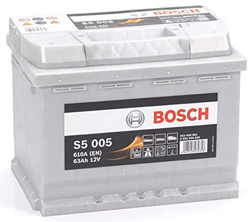 Bosch S5 Car Battery Type 027: