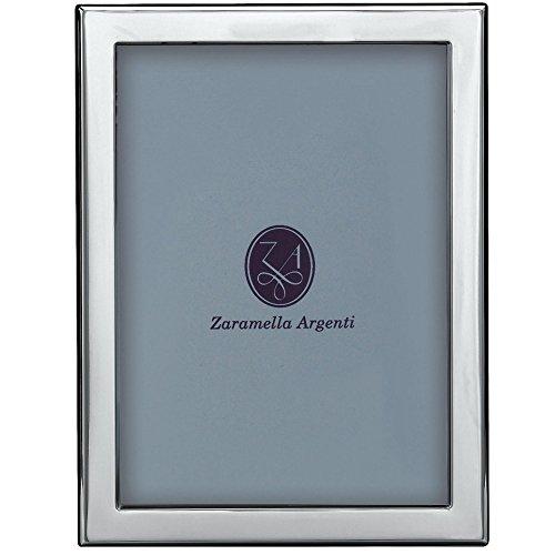 LONDON - an engraving favorite - in fine Italian Sterling Silver by Zaramella Argenti® - - London Frames