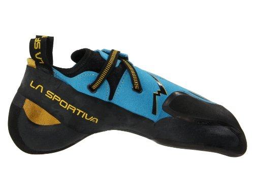 La Sportiva Futura Rock Climbing Shoe - Men's Blue 42
