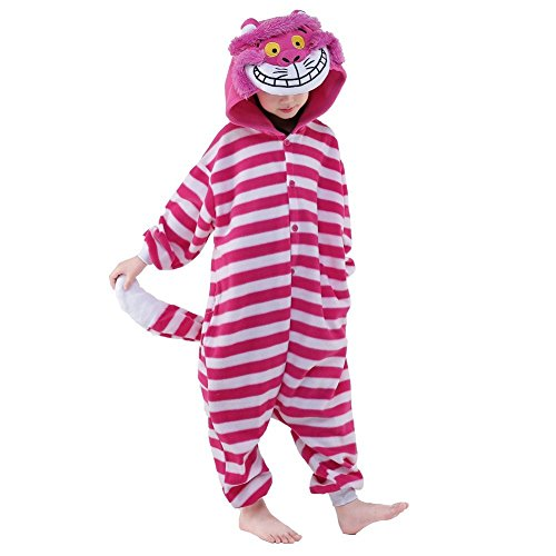 NEWCOSPLAY Kids Plush One Piece Cosplay Onesies Costume