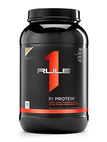 R1 Protein Whey Isolate/Hydrolysate, Rule 1 Protei…