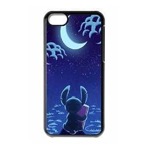 Mystic Zone Lilo and Stitch Cover Case For Iphone 5c SB4576009
