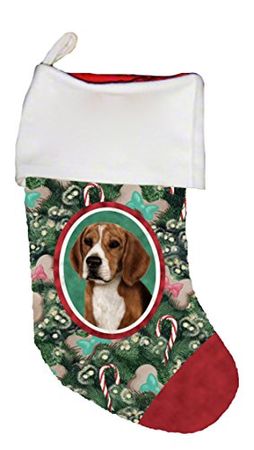 Beagle - Best of Breed Dog Breed Christmas Stocking