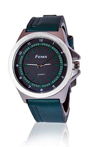 Fusine™ Fenix Premium Watch Analog Stylish Leather Watches for Men