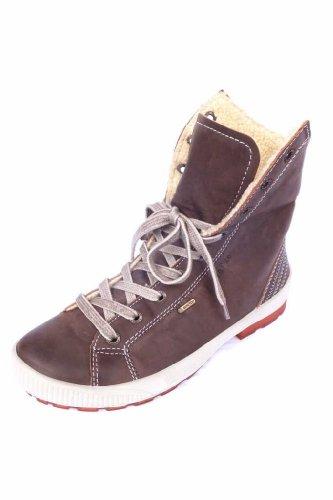 Legero Taro - Zapatillas de cuero mujer marrón - moca