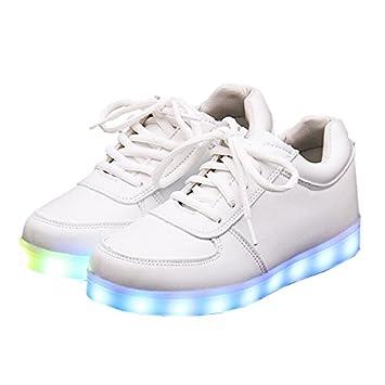 zapatillas luces amanon