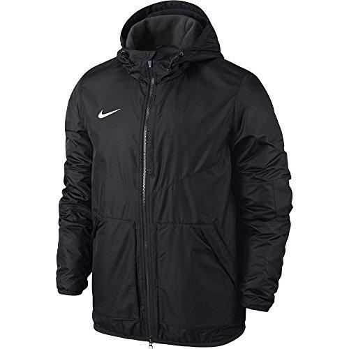 Nike Yth'S Team Fall Jacket BlackAnthraciteWhite
