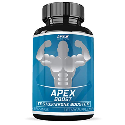 Max Strength Testosterone Booster for Men