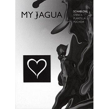 Schablone Herz Für Henna Jagua Airbrush Tattoos Geeignet