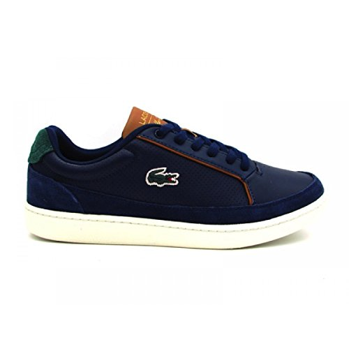 Lacoste Sneakers SETPLAY 118 2 SPM Blu-Marrone 00422Q8 (41 - Blu)