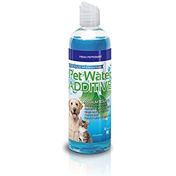 Amazoncom v oratene drinking water additive 4 oz pet for Dog dental water additive