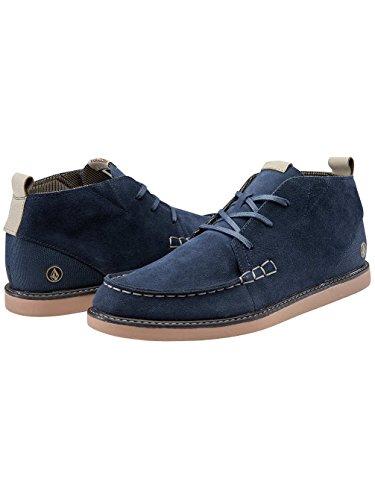 Volcom Salton Shoe Midnight Blue Blue