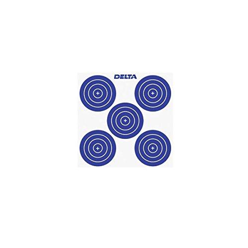 Delta 5 Spot Paper Target