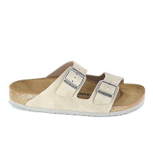 Birkenstock - Sandalias deportivas para hombre gris