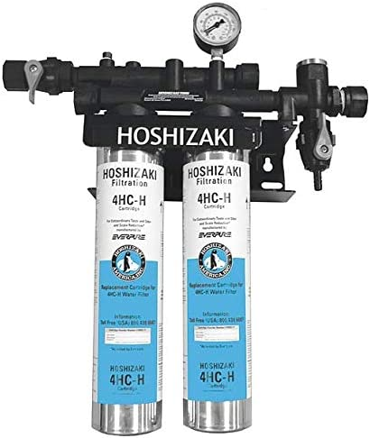 "Hoshizaki 26"" x 19-7/64"" Twin Plastic/Aluminum Ice Machine Filter System For Use With Mfr. No. 9655-11 - H9320-52 41qO-8UzeQL"