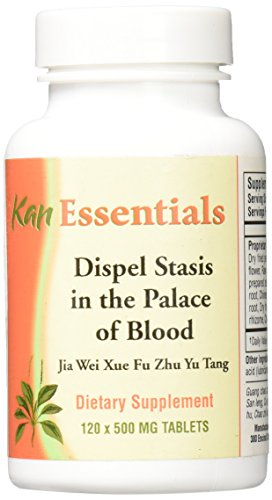 Dispel Stasis in Palace Blood - 120 Tablets by Kan Herbs (120 Tablets Dog)