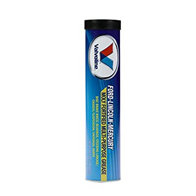 Valvoline VV633 Moly Fortified Multi-Purpose Grease (for Ford, Lincoln and Mercury Vehicles), Single Pack