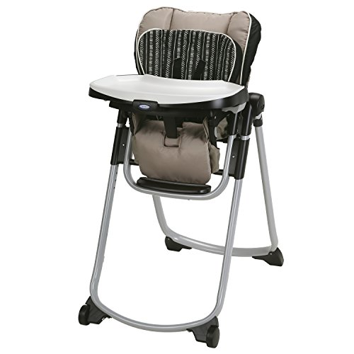 Graco Slim Spaces Highchair, Amari