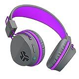 Best JLab Headphones For Metal Musics - JLab Audio Neon Bluetooth On Ear Headphones, Folding Review