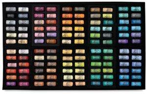 Jack Richeson 427530 427530 Signature Half Stick Hand Rolled Pastels (Set of 120) Jack Richeson & Company Inc.