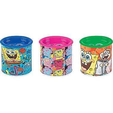 set-of-2-spongebob-squarepants-pencil-sharpeners-randomly-chosen