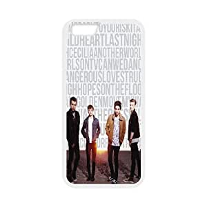 "DDOUGS The Vamps Custom Cell Phone Case for Iphone6 4.7"", Customised The Vamps Case"