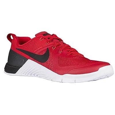 Nike Men's Metcon 1 Gym Red/Black/Brgh/White Training Shoe 10.5