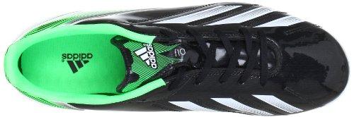 adidas Performance F10 TRX AG G65338 Herren Fußballschuhe Schwarz (BLACK 1 / RUNNING WHITE FTW / GREEN ZEST S13)