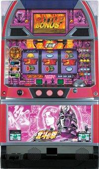 パチスロ実機 サミー 北斗の拳 ユリアパネル 【コイン不要機セット】届いた日に遊べるの商品画像