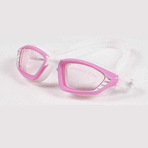 Objectif lidahaotin Outdoor plaquent Plage rose Femmes UV lunettes protection de Lunettes natation brouillard Hommes imperméable Surf anti Lunettes PZrgqPw