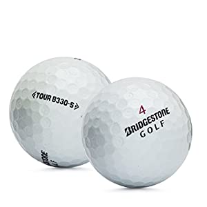 Bridgestone B330 Tour Mix Mint Recycled Golf Balls (Pack 24)