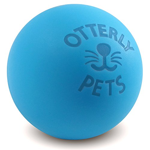 Otterly Pets Bouncy Ball Dog Toy - 100% Natural Food-Grade R