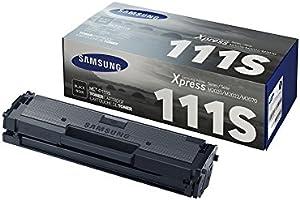 Samsung MLT-D111S/XAX Tóner Negro D111S para SL-M-2022, 2022W, 2070, 2070W, 1000 pag