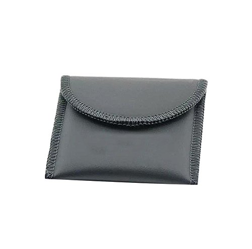 Lolicute Hearing Aids Pouch Carrying Storage Bag (Black)